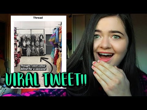 I'M GOING VIRAL ON TWITTER | TheScottishSisters