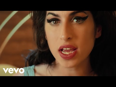 Amy Winehouse - Tears Dry On Their Own (видео)
