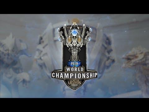 G2 vs. FPX  Finals  2019 World Championship  G2 Esports vs. FunPlus Phoenix