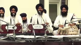 Jeway Janam Tini Hareya  Bhai Karnail Singh Hazoori Ragi