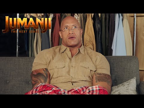 JUMANJI: THE NEXT LEVEL - Comedy Central