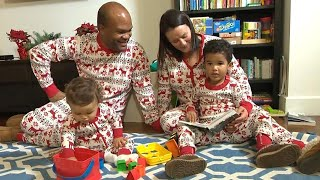 Matching Pajamas for the Whole Family is This Season's Coziest Fashion Trend