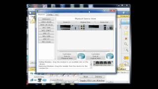 Basic Configuration of VLANS, Switchports and InterVLAN Routing