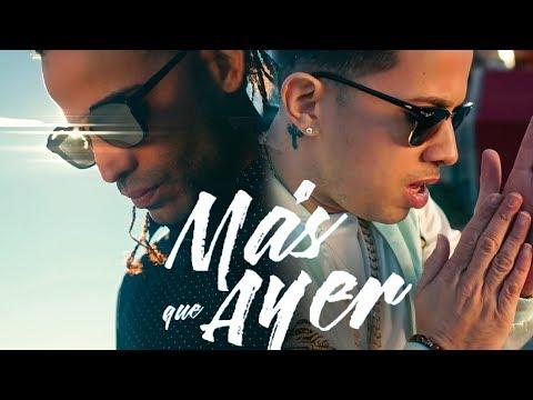 Arc�ngel y De La Ghetto - M�s Que Ayer