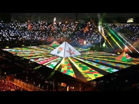 Grand Opening Ceremony - Africa Cup 2019 Egypt #AFCON2019
