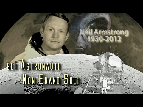 primo allunaggio: gli astronauti a quanto pare, non erano soli...