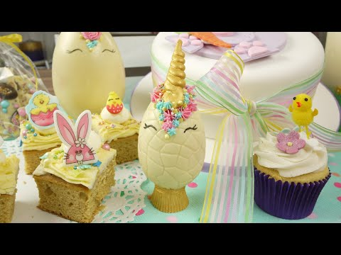 Cracking Ideas For Your Easter Treats!