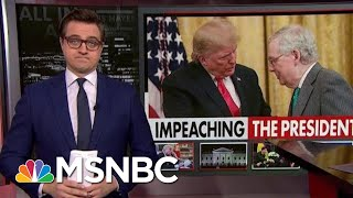 Chris Hayes On Mitch McConnell's 'Big Tactical Error' | All In | MSNBC