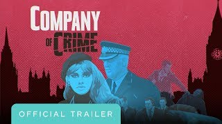 Company of Crime: Official Announcement Trailer by GameTrailers