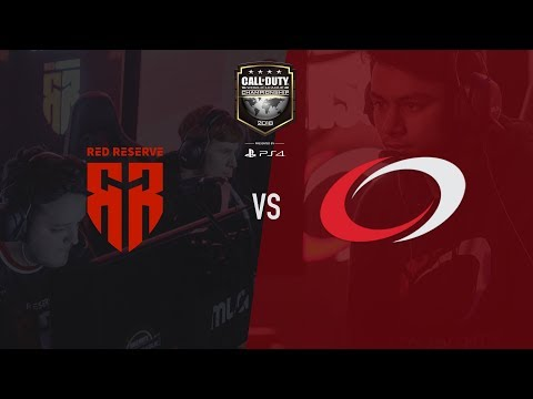 Red Reserve vs Complexity | CWL Champs 2018 | Day 3 (видео)
