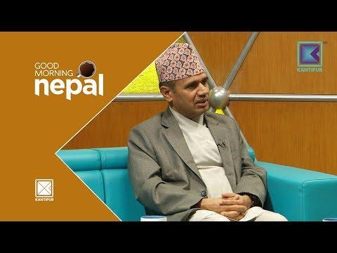 (Dr. Rishi Ram Sharma - Good Morning Nepal ... 33 min)