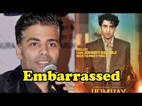 Karan Johar Regrets Being In Anurag Kashyap's Bomb