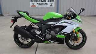 1. SALE $9,999:  2015 Kawasaki ZX6R 636 ABS 30th Anniversary Special Editon Overview and Review