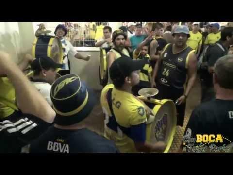 Video - Si quieren ver fiesta - La 12 - Boca Juniors - Argentina