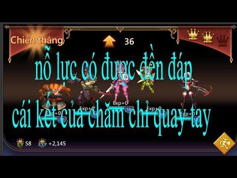 đấu trường game lords mobile