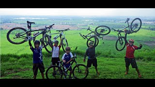 Carmona Philippines  city photo : Davilan Trails - Carmona, Cavite - Philippines - Mountain Bike Adventure