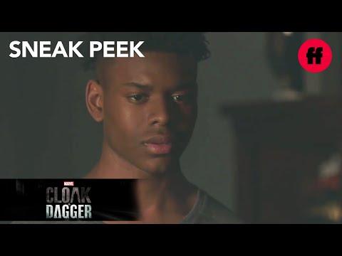 Marvel's Cloak & Dagger | Season 1, Episode 1 Sneak Peek: Tyrone & Mom | Freeform