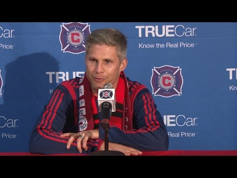 Video: Logan Pause talks 2-1 Chicago Fire win over Houston in final match
