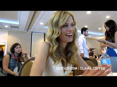 Comic-Con - Various Press Room Interviews for Arrow, Grimm, OUAT, Helix and more