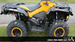 7. 2016 Can-Am Outlander XT-P 850  - Action Power Sports - W...