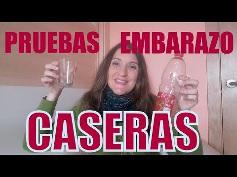 PRUEBAS DE EMBARAZO CASERAS Y EL RESULTADO/Domestic  pregnancy test 2017