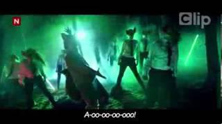 Điệu nhảy chó sói hot (The Fox) hơn Gangnam Style
