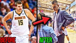 Nikola Jokic Loses 50 POUNDS? Nuggets Now Title Contenders!