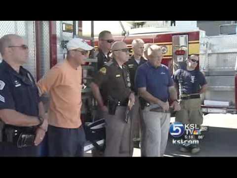 Cold Fire - Utah demo - car fire