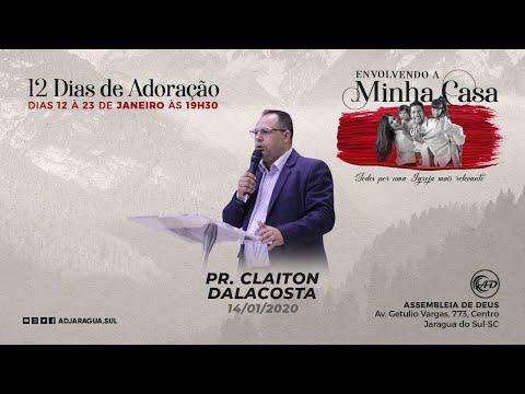 Pr. Claiton Dalacosta - Minha Casa Um lugar de sup
