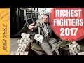 Conor McGregor Richest UFC MMA Fighter as of February 2017
