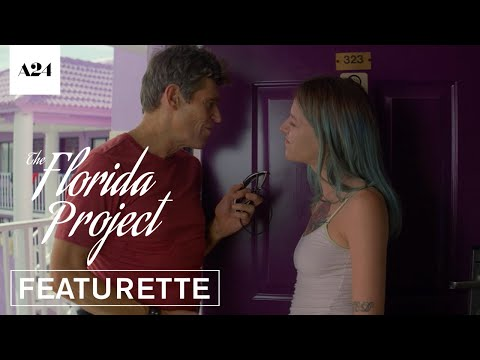 The Florida Project | Cast | Official Featurette HD | A24