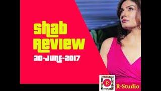 Nonton Shab (2017) | Review  | Ravina Tandon | Ashis Bistt | Film Subtitle Indonesia Streaming Movie Download