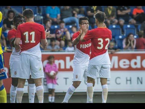 LES BUTS - Saint-Pölten 0-3 AS Monaco (Rony Lopes, Sylla, Mboula)