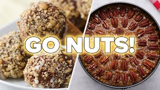 7 Nutty Desserts To Die For • Tasty by Tasty