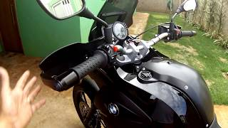 10. BMW G650 GS 2015 - REVIEW
