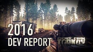 Видео к игре Escape from Tarkov из публикации: Разработчики Escape From Tarkov подвели итоги года