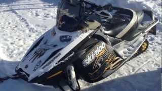 9. 07 Ski Doo MXZ Blizzard 600sdi