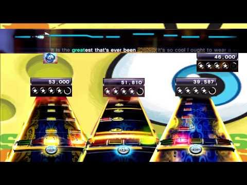 Rock Band 3 A Day Like This - SpongeBob SqaurePants OMBFC