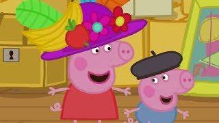 Download Video Peppa Pig Full Episodes | Granny and Granpa's Attic | Cartoons for Children MP3 3GP MP4