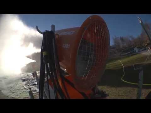 Bromley Snowmaking  |  November 24, 2015!