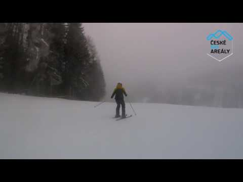 Ski Bubákov Herlíkovice červená 2