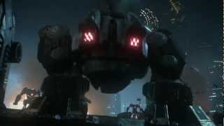 Transformers: Fall Of Cybertron - E3 2012 Teaser