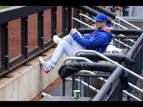Video: Mets captain David Wright shares doubts about his baseball future