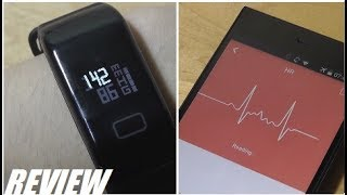 WearPai Smart Band Heart Rate Monitor Fitness Activity TrackerFind it here: http://amzn.to/2t8D2JvDetails: MONITOR YOUR HEART RATE, BLOOD PRESSURE, BLOOD OXYGEN, AT THE SAME TIME TO CALCULATOR YOUR FATIGUE; This band can also monitor the step, calories, distance; you can activate the Anti Lost feature to get alerted when your Phone becomes too far from the Smart Band.IMPROVE YOUR SLEEP PATTERNS AND LEISURE HABITS; Will not affect your partner; This band will monitor sleep time and sleep conditions, and wake you only with a silent alarm.TAKE ADVANTAGE OF HELPFUL REMINDERS TO REACH YOUR GOALS QUICKER! Set reminders to alert you when you have been sitting or motionless for too long.PROVIDE MORE FUNCTIONS FOR YOU; It can transform your phone into a remote shooting camera using the Smart Band to control the shots, call reminders, text reminder and so on; in addition, this band is so easy to wear.ADVANCED BLUETOOTH TECHNOLOGY AND TOUCH SCREEN FUNCTION MAKE YOUR LIFE EASIER. Request Android 4.4 or above, iOS 8.0 or above.