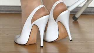 Snapshot #20 - Being A Good Housewife In White High Heels