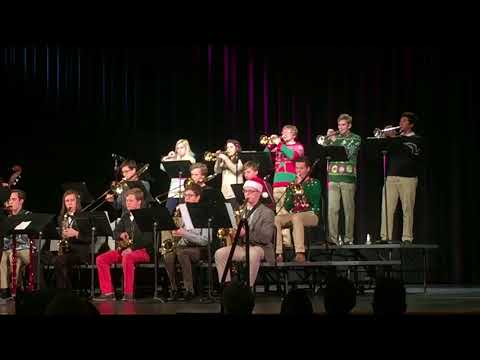 The Nutcracker Suite: Overture - Shawnee Mission East Blue Knights Jazz Ensemble