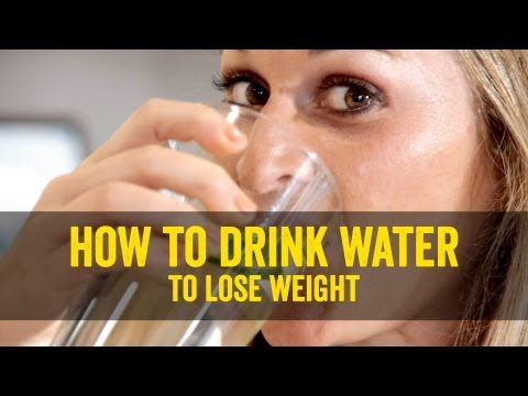 LOSE - Nutritionist Jennifer Cassetta gives you three tips for drinking water and losing weight. Let's melt away the pounds together! Subscribe to our newsletter fo...
