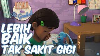Download Video Riska Dan Si Gembul - Lebih Baik Tak Sakit Gigi MP3 3GP MP4