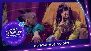 Viki Gabor - Superhero - Poland 🇵🇱 - Official Music Video - Junior Eurovision 2019