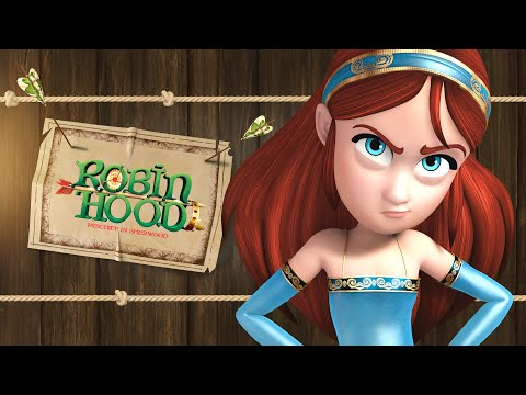 ROBIN HOOD 🏹 MARIAN - Compilation 👑 Season 2